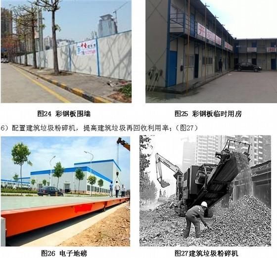 建筑工程绿色施工技术图集(创节约型工地)
