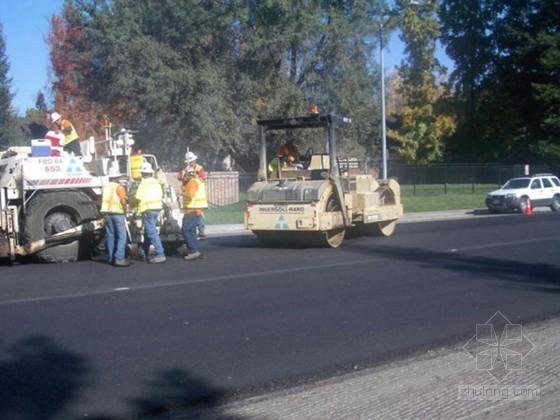 橡胶沥青路面技术标准(结构、铺装、质检)