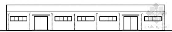 [广西]某大型工厂厂房建筑方案图(带鸟瞰图和模型)