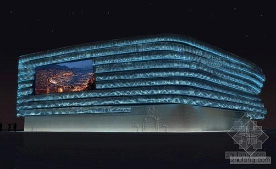 上海世博会——摩纳哥馆-