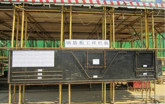 建筑工程项目样板制实施方案