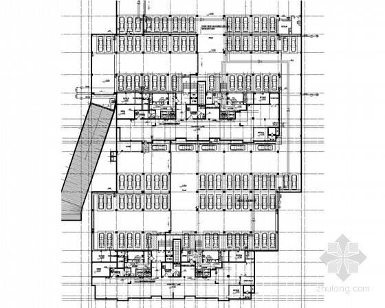 [广东]城中村改造工程给排水消防施工图(甲级设计院 2015最新设计)