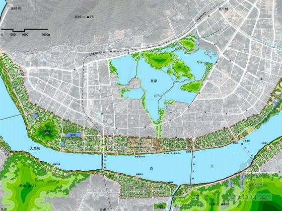 [肇庆]历史名城风景旅游城市景观设计方案