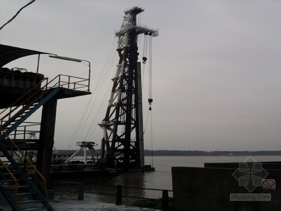 高桩梁板式码头施工技术讲解(工艺种类多)