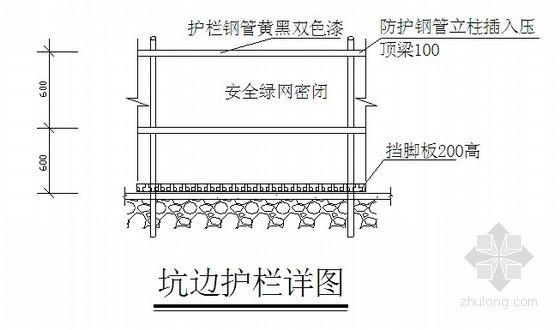 杭州某高层办公楼施工方案