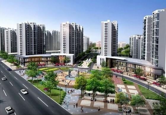 [江苏]知名地产大型住宅项目建筑安装工程施工招标文件(含地下车库