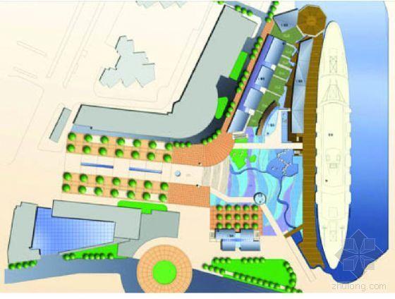 海上世界商业区景观设计展示