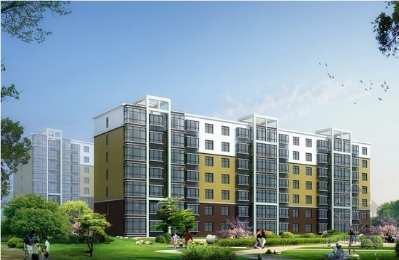 [成都]住宅项目建设工程施工投标文件(技术标 176页)