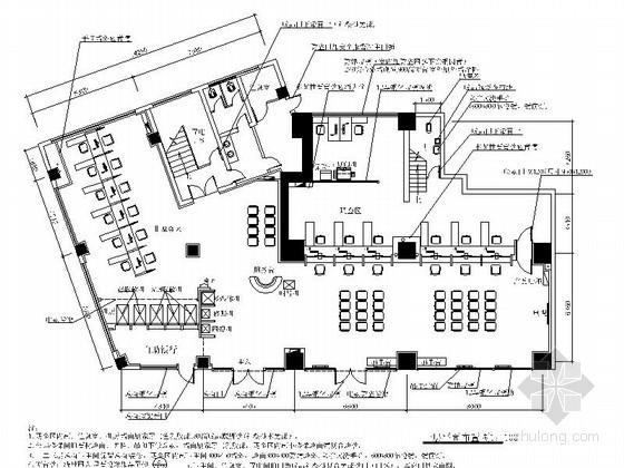 [青岛]某工行室内装修图