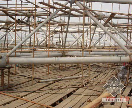 某火车站站房钢结构工程施工方案
