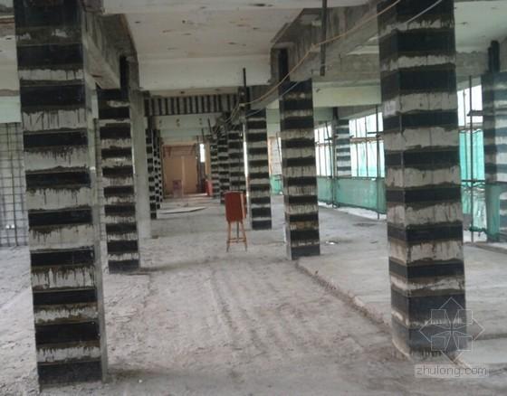 [北京]高层综合商业大厦装修改造工程施工组织设计(264页 附多图)