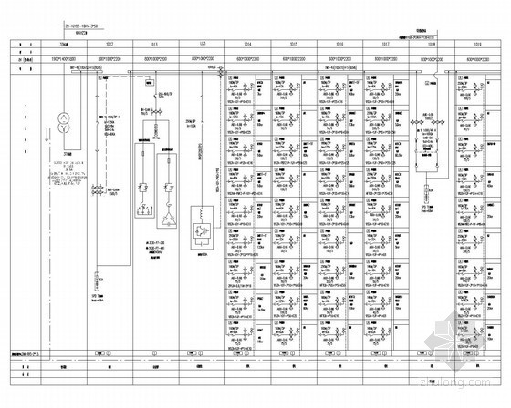 [安徽]三甲人民医院配电工程图纸(2015年完成设计)