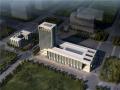 [河北]现代风格中级人民法院建筑设计方案文本