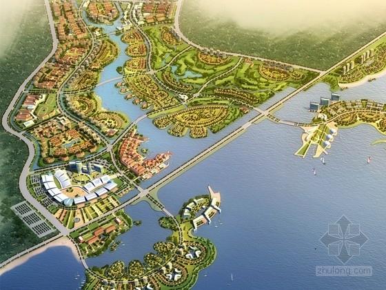 [山东]沿海城市旅游地产规划及单体设计方案文本(知名设计院)