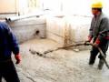 泵送加气混凝土屋面找坡施工工法