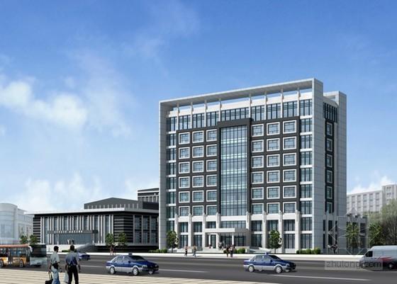 厦门14层办公楼(土建)工程造价指标(2012.11)