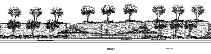 """[湖南]""""海绵城市""""环湖生态亲水休闲公园景观设计全套施工图(2017年11月最新资料)_12"""
