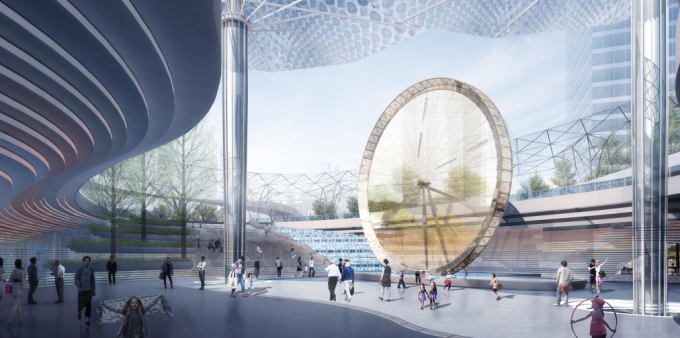 """[湖北]""""海绵城市""""生态智能体验式商业街区景观设计方案(上、中、下篇3个文本)_4"""