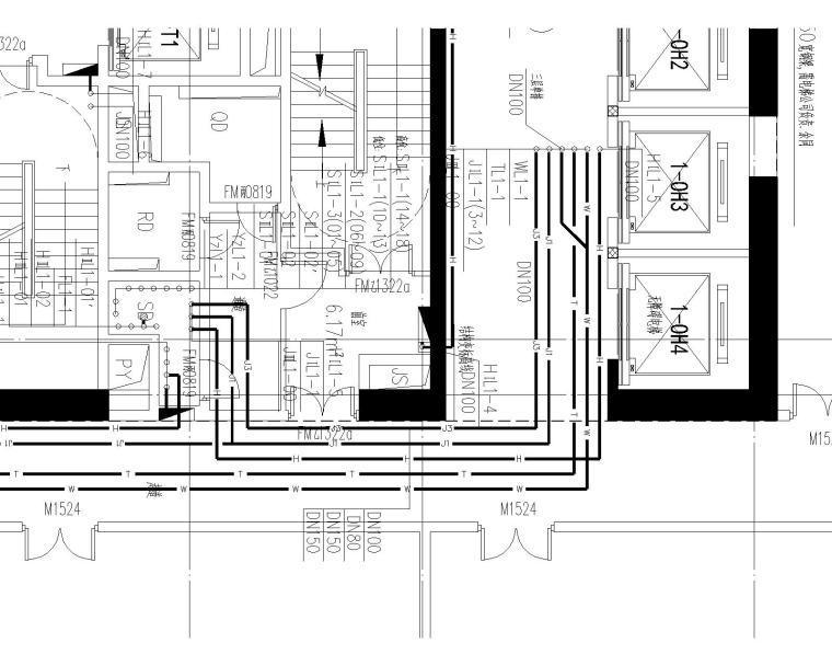 [广东]深圳某超高层建筑给排水施工图_3