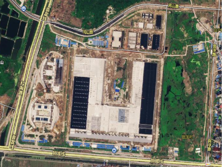 [杭州]卷烟厂易地技术改造项目施工组织设计技术标,附图附表丰富。