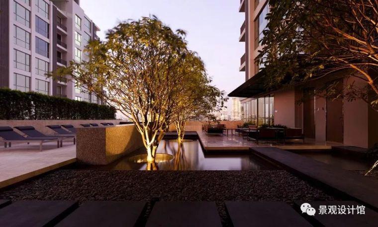 泰国高档居住区Quattro景观设计案例赏析_2
