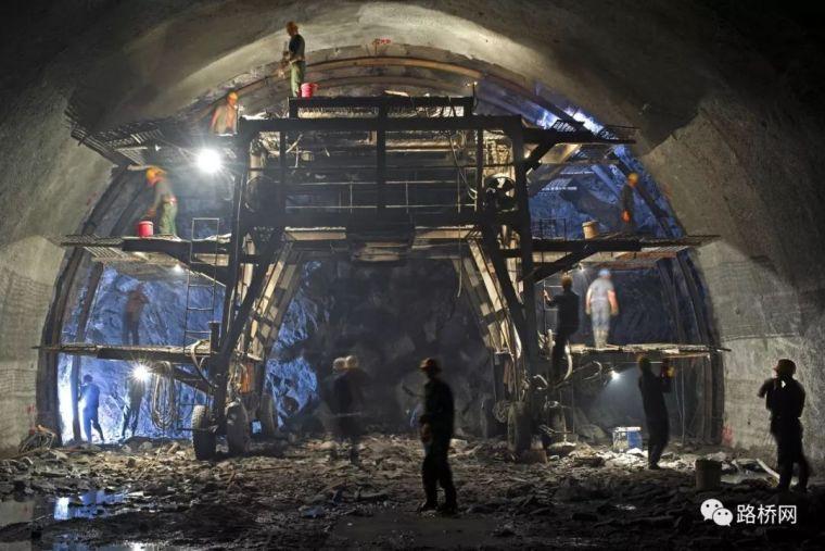 隧道施工安全技术交底,很好很全面!