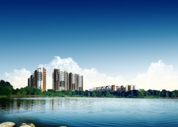 房地产项目整体开发流程模板