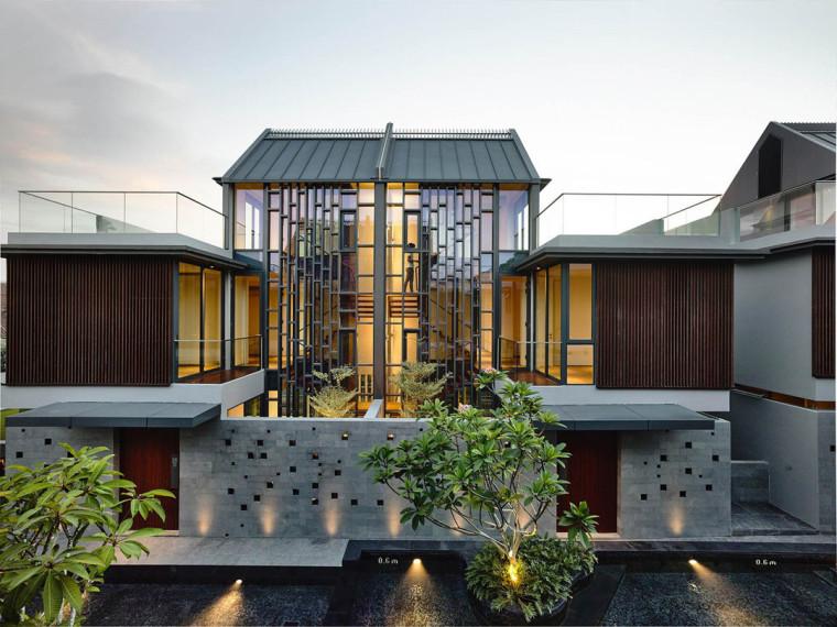 新加坡卓弯住宅/HylaArchitects_1