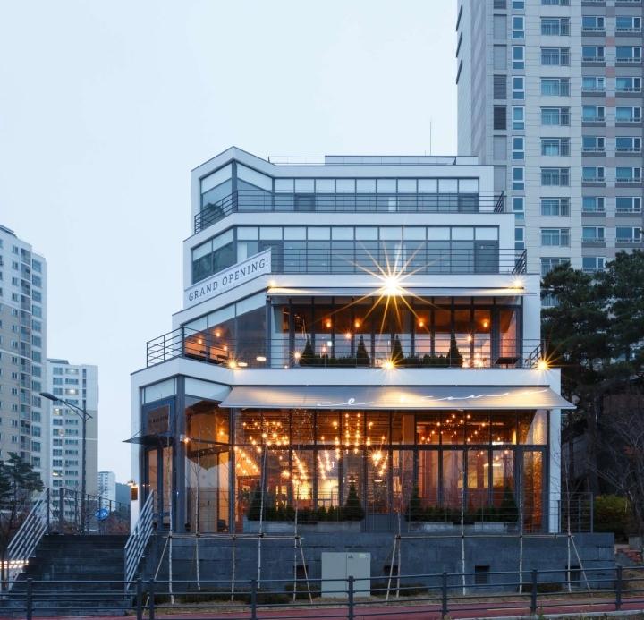 韩国ILBIANCO咖啡餐馆_17