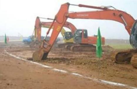 基坑开挖造成的质量通病及防治