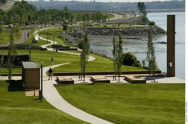 城市滨水设计与植物造景_15