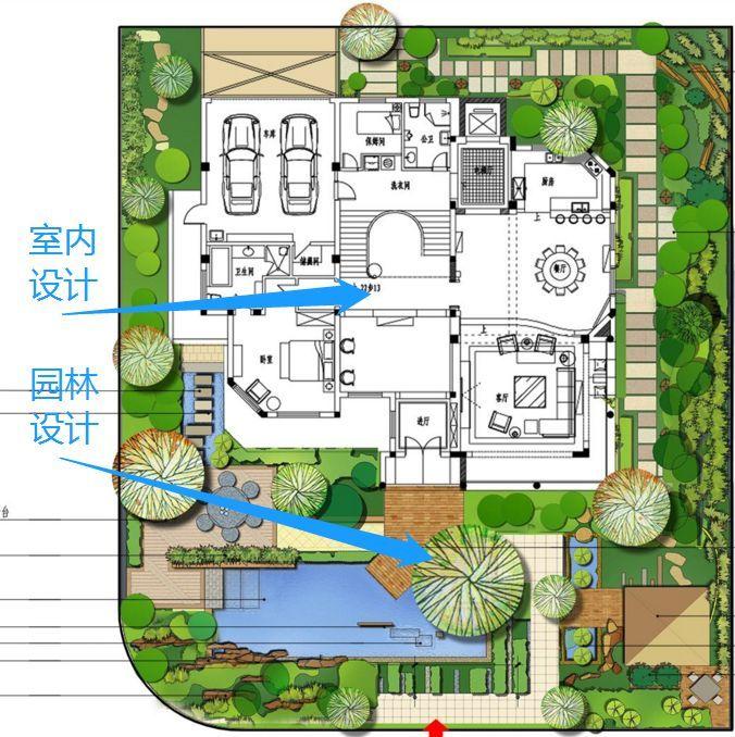 园林设计落地难的问题,被室内设计师说出来了。