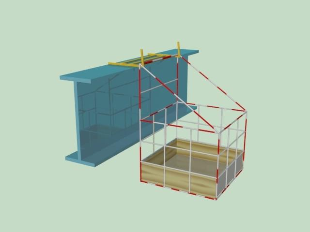 单层轻钢结构工业厂房施工组织设计