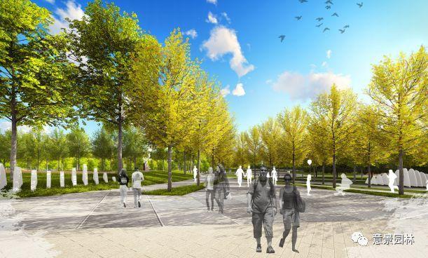 城市公园景观设计,让城市更有魅力_6