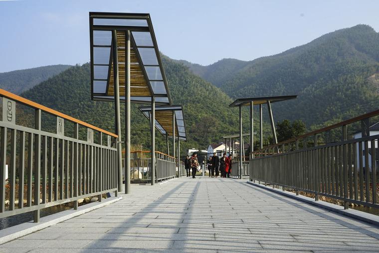 7天最热丨景观周周精选案例(2月18日~24日合辑)-023-yuhua-village-pedestrian-bridge-china-by-12f-studio