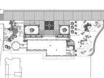 [江苏]华汇康城居住区售楼处全套施工图纸(包含:给排水照明)