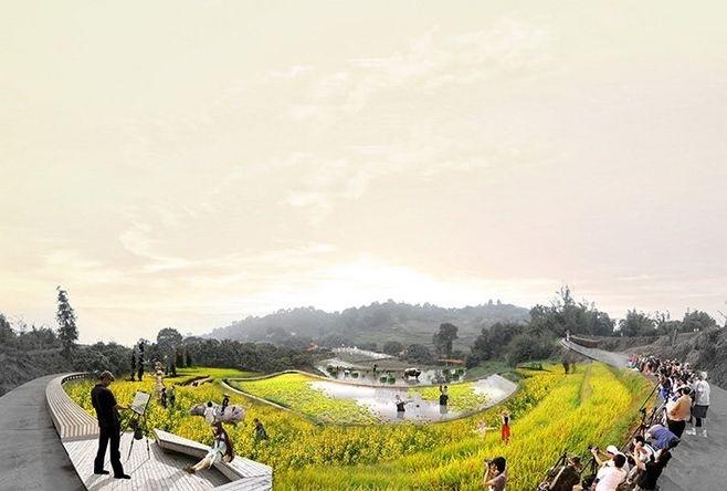 湿地公园景观设计要点_13