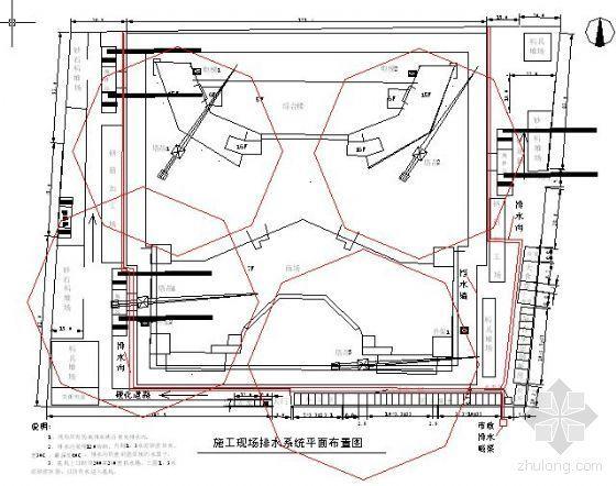 青岛某商务楼雨季施工方案