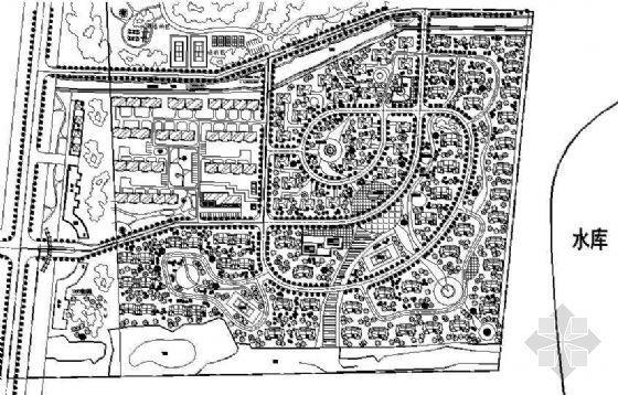 林西休闲园及居住区修建性详细规划