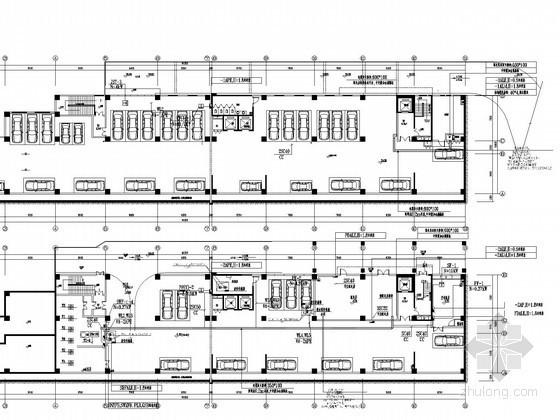 [重庆]综合办公楼全套电气施工图纸