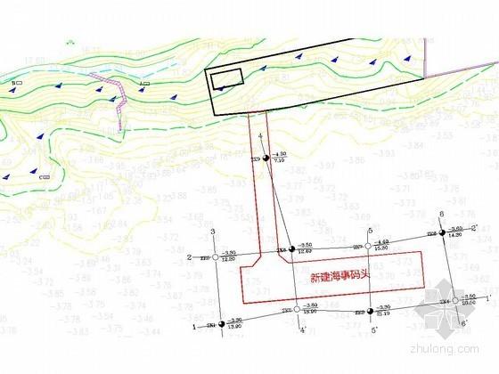 [浙江]工作船码头工程地质勘察报告