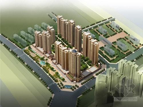 [安徽]高层住宅公馆工程监理规划