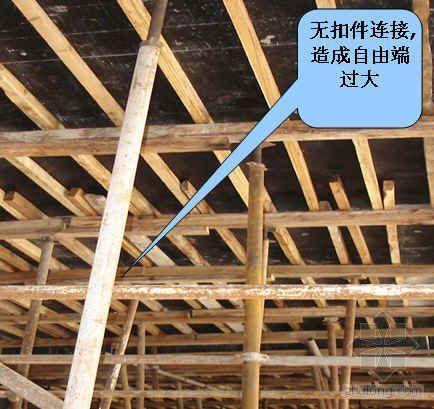 脚手架模板支架安全施工技术知识培训(PPT)