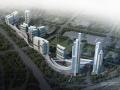 [厦门]超高层立体绿化复合功能城市综合体建筑设计方案文本