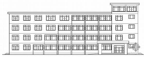 [毕业设计]某五层教学楼建筑结构施工图(含计算书)