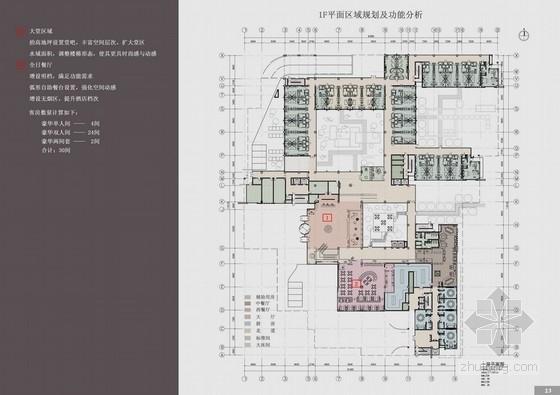 [江苏]豪华独特五星级酒店设计方案图
