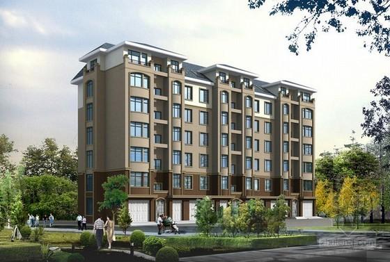 [浙江]大型住宅项目建设工程施工合同(65页)