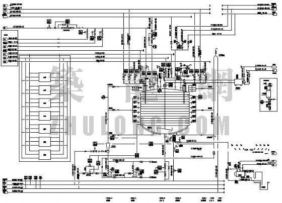 聚氯乙烯(pvc)生产工艺流程图