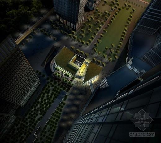 [北京]3层大型博物馆建筑设计方案文本(含三种博物馆设计方案 国内知名设计师设计)