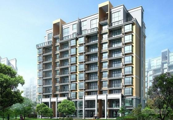 [四川]27层住宅楼建安工程量清单计价实例(含地下车库)